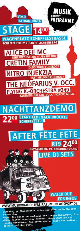 offzes öff poster mbf 2014 bands lineup