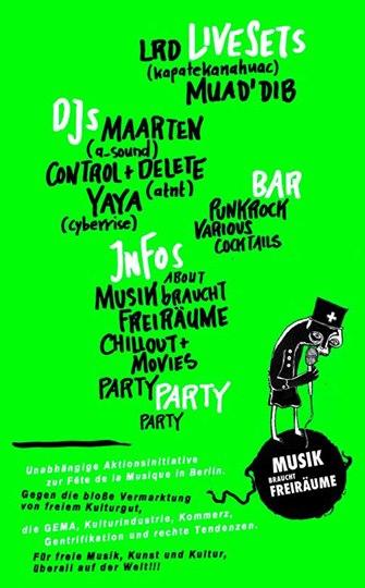 Em Be Ef - MBF - SoliParty - Scharni38 / ZGK, 28.3.15, 28. März, march, 2015 - Musik Braucht Freiräume - Musik Schafft Freiräume - Vorfinanzierung - Soliparty - Vofi - Solidaritätsfeier - Fest - Fete - S38 - ZGK - Scharni - ehem. Schnarup Thumby