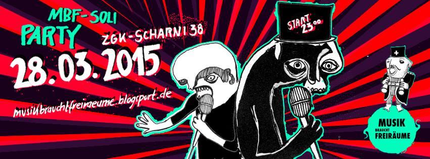 banner 2 mbf vofi soliparty @ scharni 38 zgk fhain bln 2015