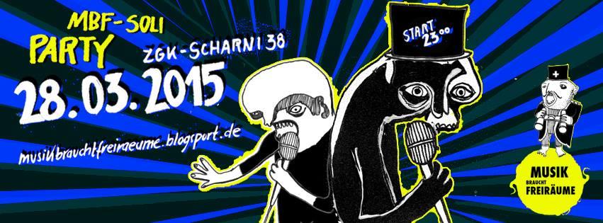 banner #3 mbf vofi soliparty @ scharni 38 zgk fhain bln 2015