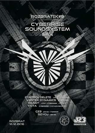yaya23 cyberrise 10122016 at rozbrat poland